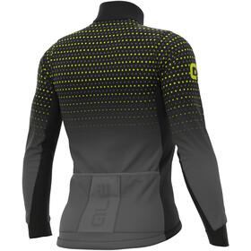 Alé Cycling PR-S Bullet Winter DWR Longsleeve Jersey Heren, black/grey